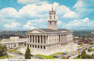 Tennessee Nashville State Capitol Building