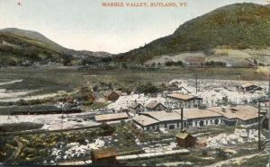 Marble Valley near Rutland VT, Vermont - DB