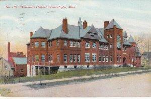 GRAND RAPIDS , Michigan, 1911 ; Butterworth Hospital