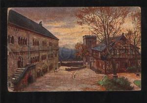 059273 GERMANY Wartburg Der zweite Hof  Vintage PC