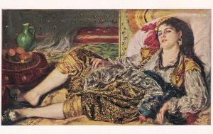 Odalisque by RENOIR , 1950-60s