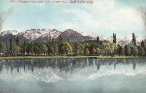 SALT LAKE CITY , Utah , 1900-10s ; Liberty Park