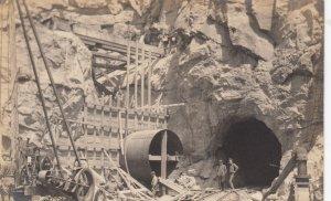RP: VERNON , Vermont , 1906 ; Dam Construction 1/4