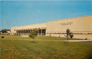 Salisbury Maryland~United States Post Office~1960s Postcard