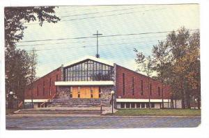 St Mary's Parish, Greenfield Park, Perce, Quebec, Canada, 40-60s