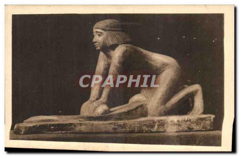 Old Postcard Firenze Museo Archeologico