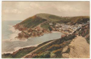 Cornwall; Polperro From East Cliff PPC By Frith, Unused, c 1930's