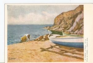 Postal 034072 : Playa de Codolar. Tossa de Mar