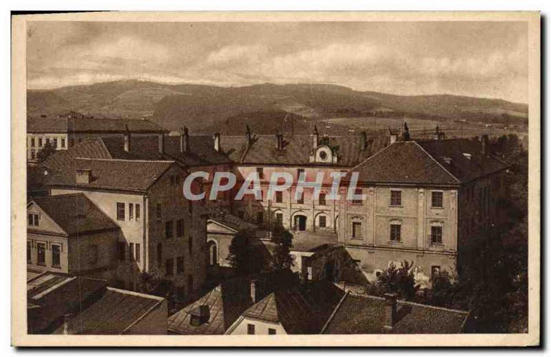 Postcard Old Val Mezirici
