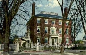 Old Pickman House Salem MA 1912