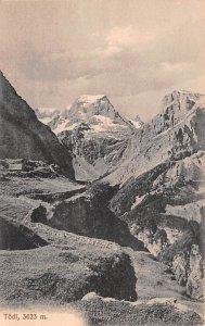 Todi Switzerland Unused