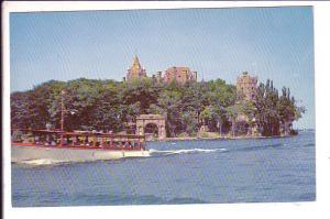 Thousand Islands Cruise Boat, Ontario, Canada, Used 1965 Port Severn Cancel
