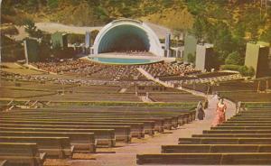 Hollywood Bowl Hollywood California 1962