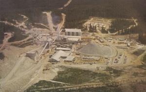Endako Mines , FRASHER LAKE , B.C. , Canada , 1950-60s