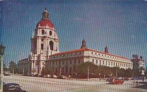 Pasadena City Hall, Pasadena, California, 40-60s