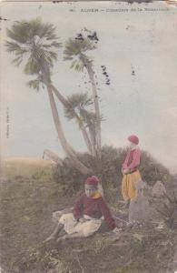 ALGER , PU-1906 ; Cimetiere de la Bouzareah