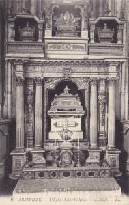 L'Eglise Saint-Vulfran, L'Autel, Abbeville (Somme), France, 1900-1910s