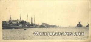 Entrance of the Channel Port Said UK, England, Great Britain Unused