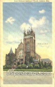 Saint Andrews Episcopal Church in Jackson, Mississippi