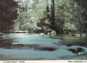 A Carlisle Stream Canada Specator Newspaper Postcard