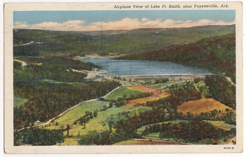 Lake Ft Smith, Fayetteville AR