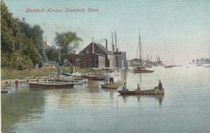 STAMFORD , Connecticut, 00-10s ; Stamford Harbor