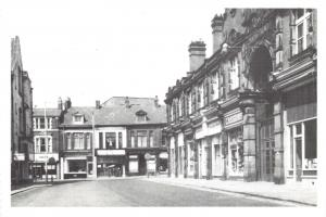 Oldham Postcard The Market Hall, June 1970, Lancashire Reproduction Card Q56