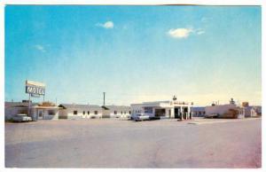 Exterior,  Trans Canada Motel, Vancouver,  B.C.,  Canada,  40-60s