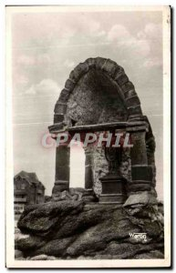 Old Postcard Ploumanac pm Saint Guirec