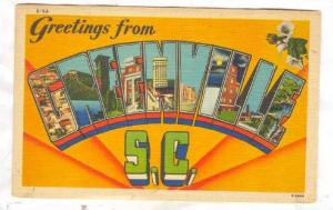 Greetings from Greenville, South Carolina, 30-40s