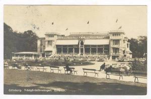 RP, Tradgardsforeningen, Exterior, Göteborg, Sweden,  PU-1925
