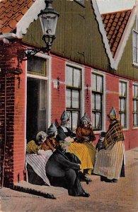 Volendam Holland 1957