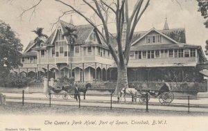 Port of Spain , Trinidad , 1909 ; The Queen Park's Hotel