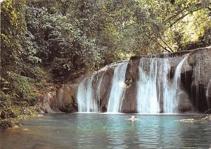 Jamaica - Reach Falls