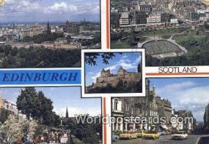 Scotland, Escocia Edinburgh