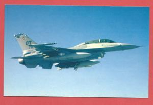 Aircraft - #25 - F-16D Fighting Falcon