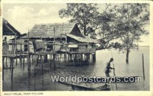 Malaya, Malaysia Pasir Panjang Malay House