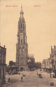 Nieuwe Kerk, DELFT, South Holland, Netherlands, 00-10s