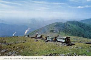 NH - The Mt. Washington Cog Railway