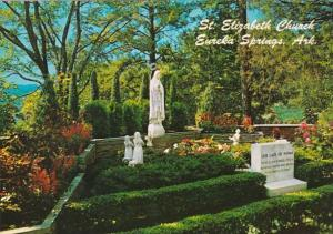 Arkansas Eureka Springs Our Lady Of Fatima Shrine St Elizabeth Shrine