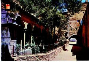Postal 016630: BREDA Girona - Claustro Romanico de siglo XI