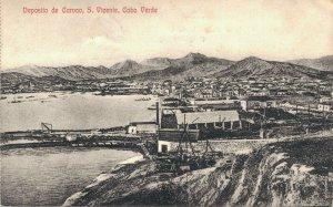 South Africa Deposito de Carvao S. Vicente Cabo Verde 04.02