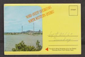Postcard Folder With Views Of North Western Quebec - Unused