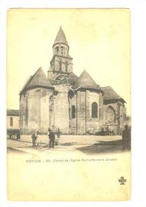 Poitiers (Vienne) - Church, France, 1890s-1905