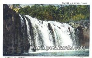 Panama Panama Chorrera Falls