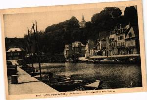 CPA Cote d'Emeraude - Les Bords de la Rance - DINAN - Le Port (243409)