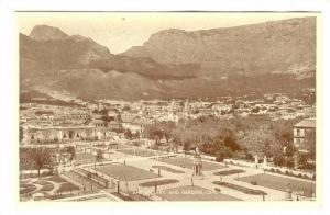 Art Gallery & Gardens, Cape Town , South Africa, 1920-30s