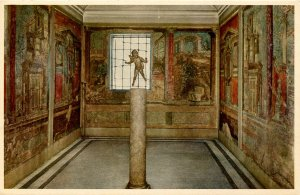 Italy - Boscoreale. Villa of P. Fannius Synistor, Bedroom