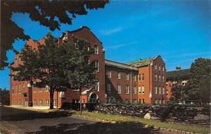 Providence College Rhode Island~Stephen Hall~1950s Postcard