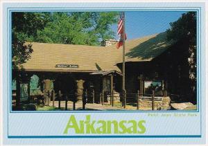 Petit Jean Park Morrilton Arkansas
